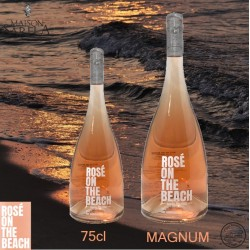 Magnum Rosé on the Beach...