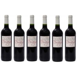 Vin rouge Château de la...